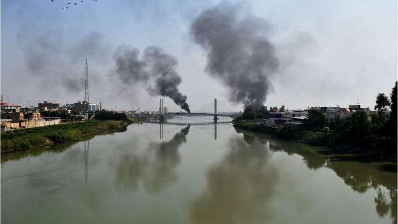 Ирак армиясы демонстранттарға оқ жаудырды  - на politic.bugin.kz