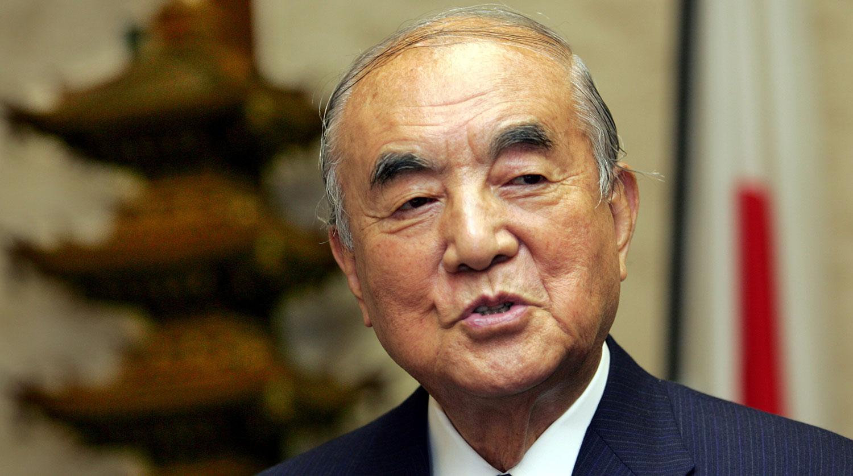 Жапонияда 101 жасында бұрынғы премьер-министрі Накасонэ қайтыс болды - на politic.bugin.kz