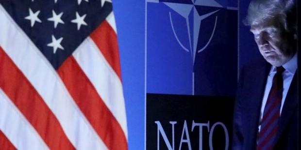 Трамп НАТО-ның бюджетіне төлем жасамайтын елдерге сауда қысымымен қорқытты - на bugin.kz