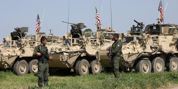 Сирияда белгісіз біреулер американың әскери базасына шабуыл жасағанын хабарлады - на bugin.kz