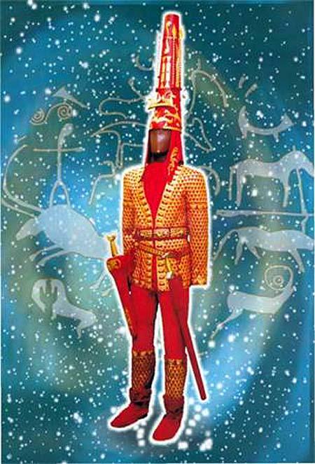 «Алтын адам» ертегісі - на bugin.kz