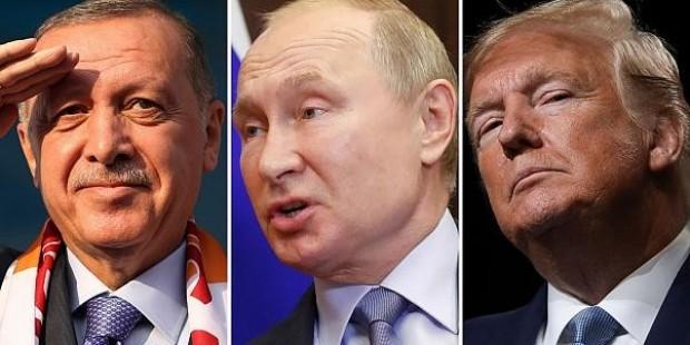 Түркия: Егер Америка Түркияға санкция салса, онда Инжирликтегі базасын жауып тастаймыз - на bugin.kz