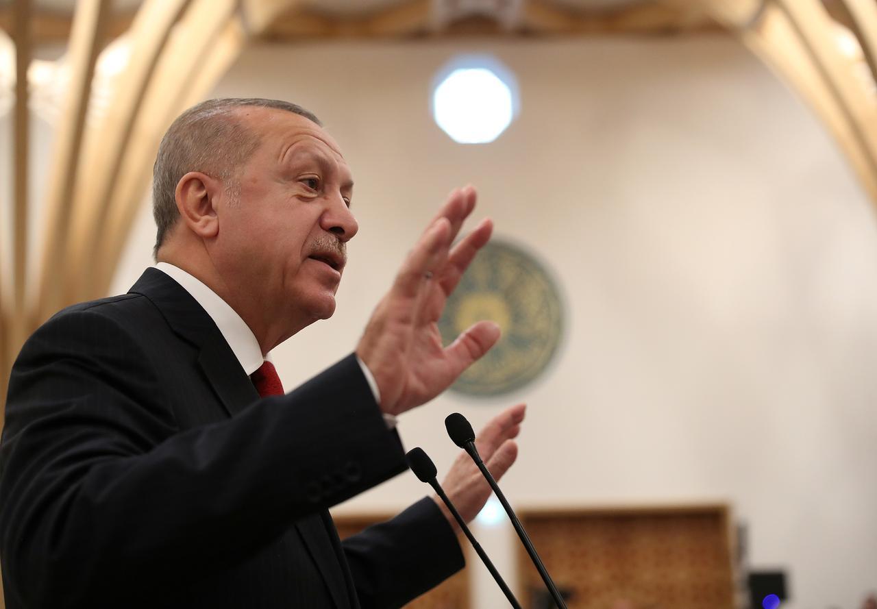 Ердоған: Түркия Ливияға  әскери қолдау көрсетуге дайын - на politic.bugin.kz