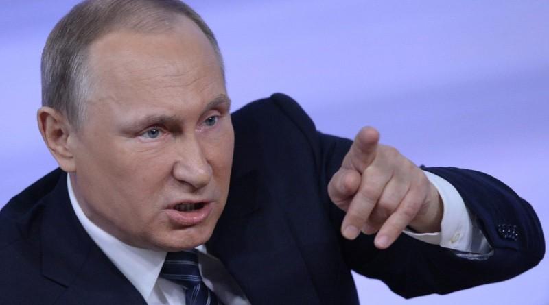 Путин Польша елшісі туралы: «Нағыз оңбаған, антисемитизмді жақтаушы шошқа» - на politic.bugin.kz