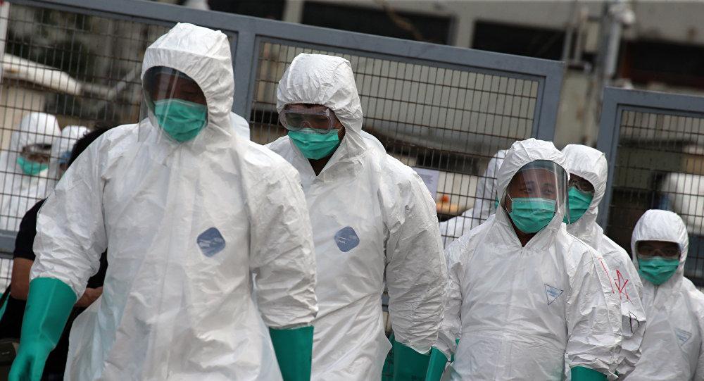 Қытайдағы белгісіз ауру: 44 адам ауыр хәлде жатыр - на health.bugin.kz