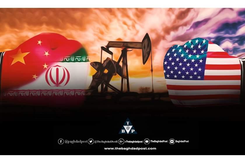 АҚШ Қытайдан Иран мұнайынан бас тартуды талап етті - на politic.bugin.kz