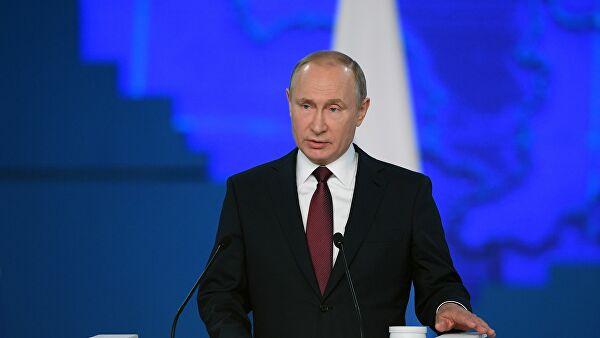 Путин: Ресей тағдыры демографияға байланысты - на politic.bugin.kz