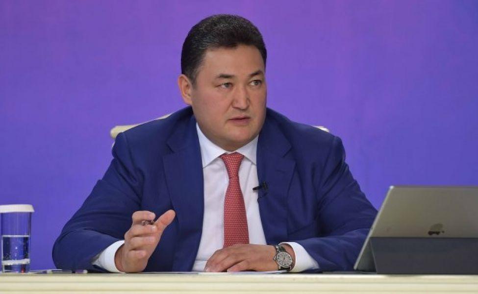 Болат Бақауов байланысқа шықты - на politic.bugin.kz