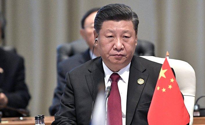 Facebook Си Цзиньпинді мазақ етті: «Сасыған тесік президенттің құрметіне кешкі ас» - на politic.bugin.kz