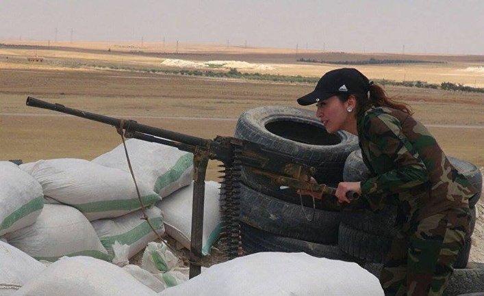 Сауд Арабиясының армиясында алғаш рет әйелдерден жасақталған бөлім құрылды - на bugin.kz