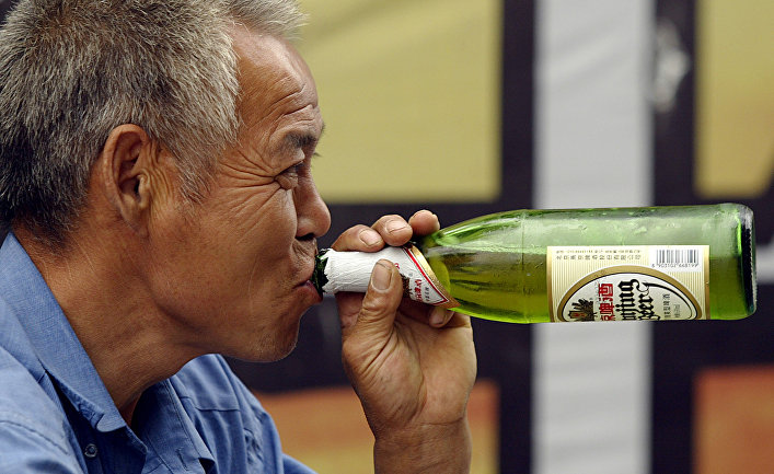 Ажалдан аман қалу: қытайлар індеттен сақтану үшін жаппай ішімдік ішуде - на health.bugin.kz