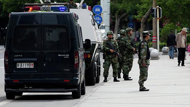 Қытай ауруханасында жойқын жарылыс болды - на politic.bugin.kz