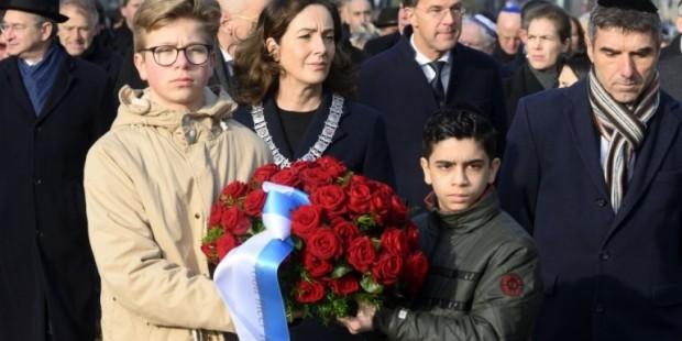 Нидерланды үкіметінің басшысы еврей қырғыны үшін кешірім сұрады - на bugin.kz