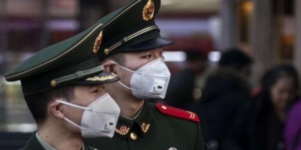 Қытайда 15 млн тұрғыны бар қалада әскери жағдай жарияланды - на bugin.kz