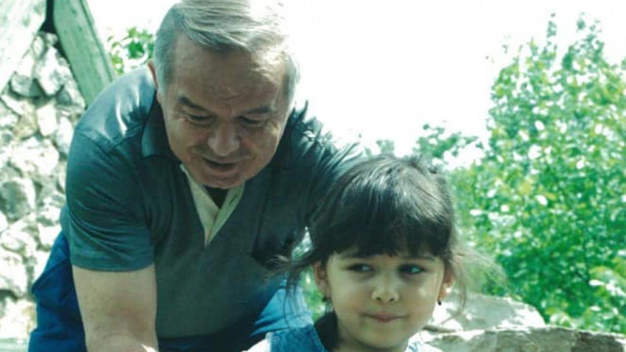 Ислам Каримовтың туған күнінде қызы әкесін еске алды - на politic.bugin.kz