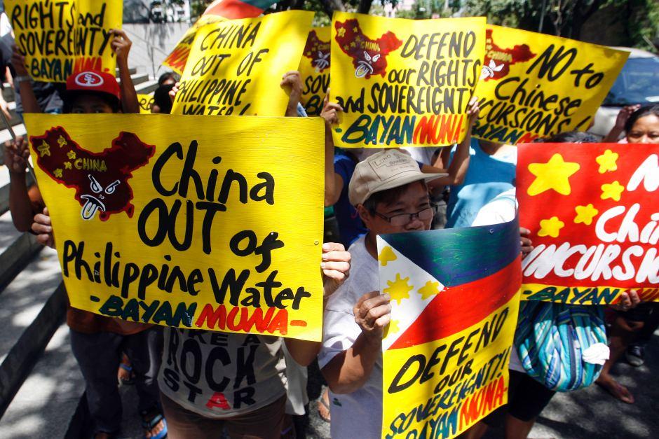 Филиппин тұрғындары Қытай туристерін елге кіргізуге қарсы митингке шықты - на politic.bugin.kz