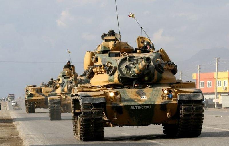 Түркия Асад әскерін қырып салды - на politic.bugin.kz