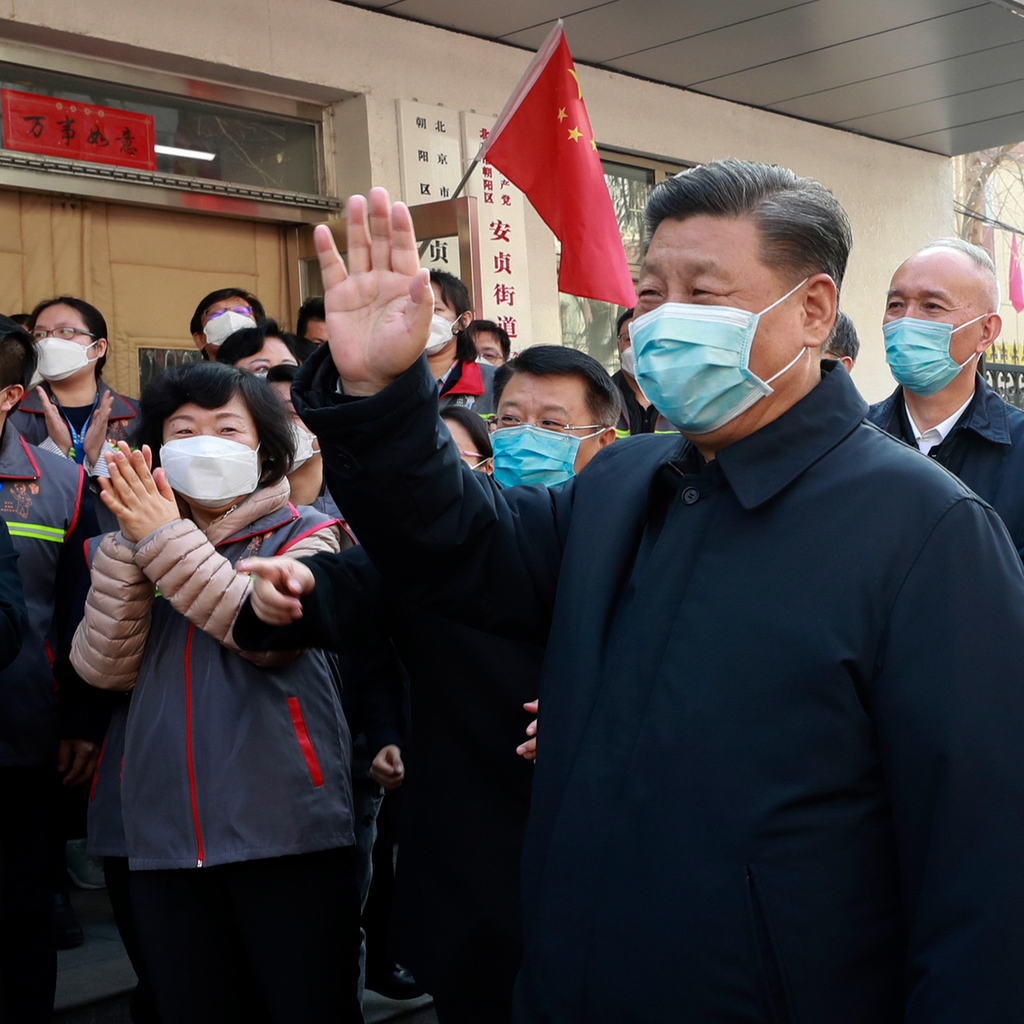 Қытай коронавируске соғыс жариялады - на bugin.kz