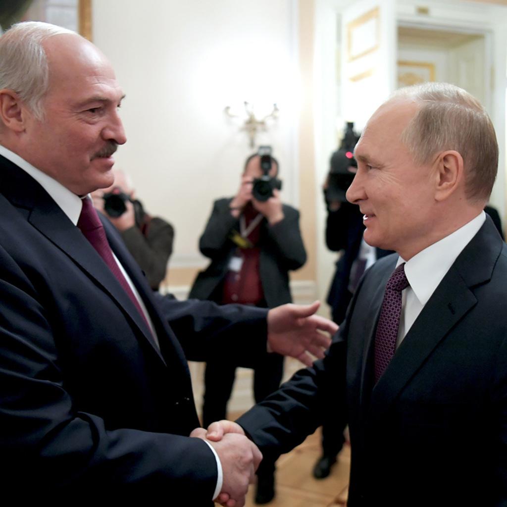 Ресей мен Белоруссия біріге ме? - на politic.bugin.kz
