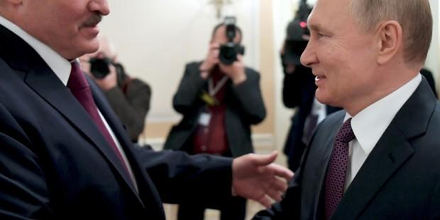 Ресей мен Белоруссия біріге ме? - на bugin.kz