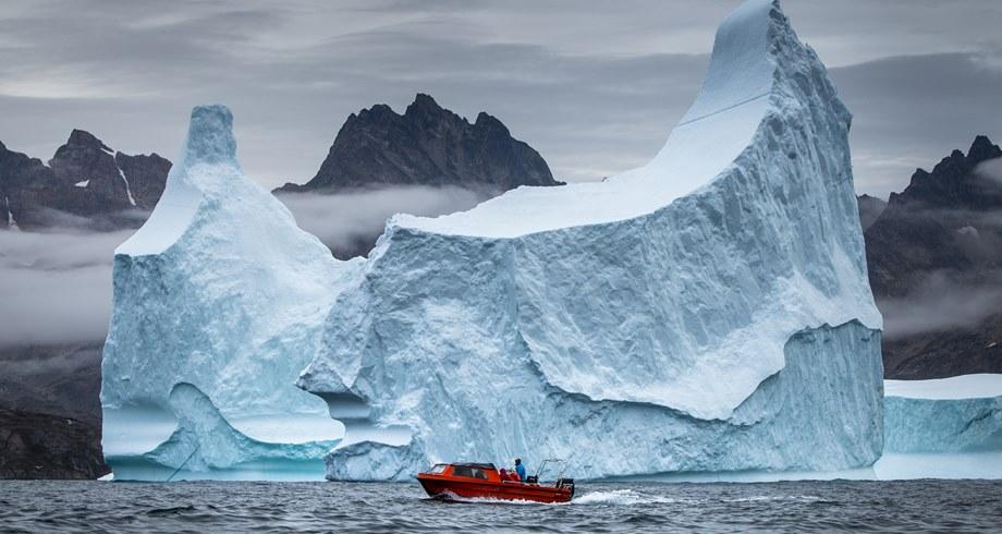 Гренландия еріген мұздықтардың суын сатпақшы - на bugin.kz