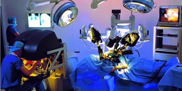 Роботтардың хирургия саласындағы ерлігі - на bugin.kz