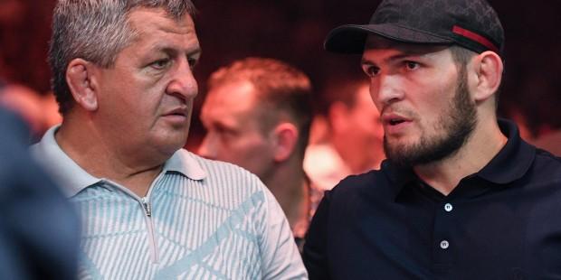 Хабиб Нурмагомедовтың әкесі: өкпенің 75 %-ы зақымдалған - на sport.bugin.kz