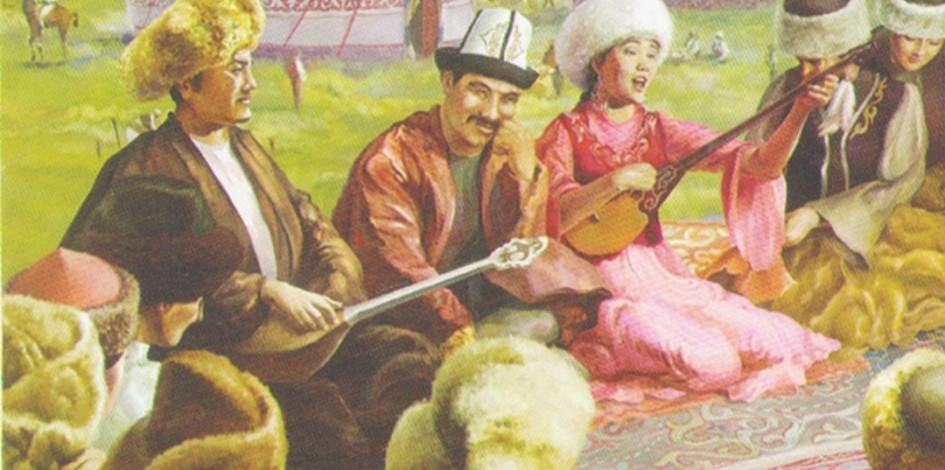 Шешендік өнер - халық қазынасы  - на bugin.kz